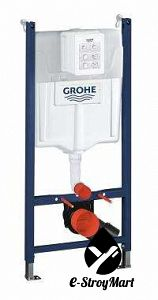 Инсталляция Grohe Solido Compact 38939000